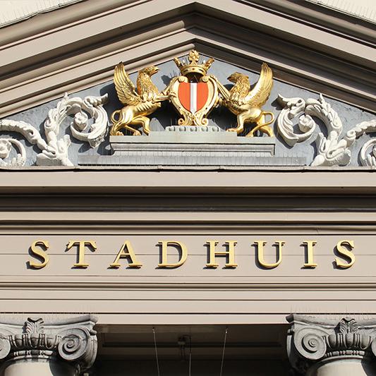 Voorbeeld Stadhuis Bouwcombinatie Goessens